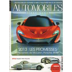 Automobiles Classiques n° 222 - 2013 LES PROMESSES Librairie Automobile SPE AC222