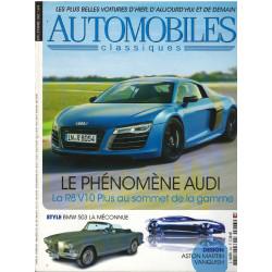 Automobiles Classiques n° 223 - LE PHÉNOMÈNE AUDI Librairie Automobile SPE AC223