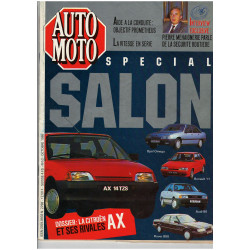 Auto Moto n°53 - SPÉCIAL SALON Librairie Automobile SPE auto moto 53