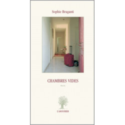 Edition L'Amourier-Chambres vides-Sophie Braganti-9782915120448-