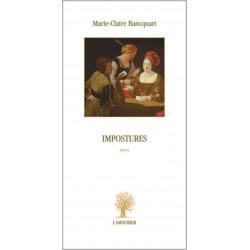 Impostures De Marie-Claire Bancquart Edition L'Amourier Librairie Automobile SPE 9782915120417