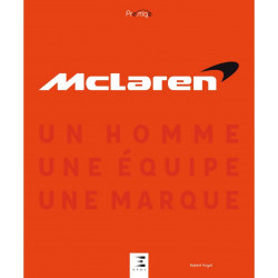 MCLAREN / Robert Puyal / Editions ETAI-9791028303112