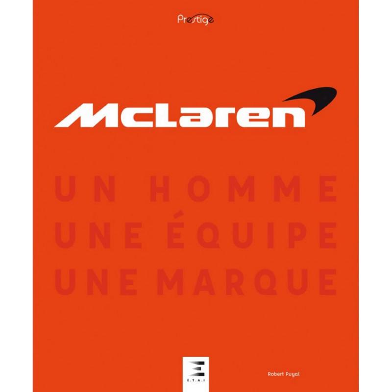 MCLAREN / Robert Puyal / Editions ETAI-9791028303112