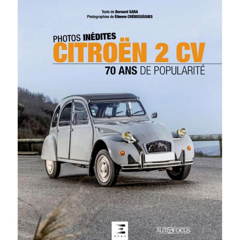 CITROËN 2 CV , 70 ANS Librairie Automobile SPE 9791028303075