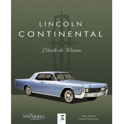 LINCOLN CONTINENTAL Librairie Automobile SPE 9791028303341