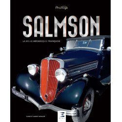 SALMSON , LA BELLE MÉCANIQUE FRANÇAISE (COFFRET) Librairie Automobile SPE 9791028303037
