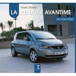 LA RENAULT AVANTIME DE MON PÈRE Librairie Automobile SPE 9791028301750