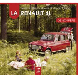 LA RENAULT 4L DE MON PÈRE Librairie Automobile SPE 9791028301873