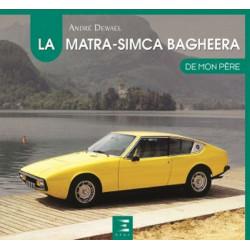 LA MATRA-SIMCA BAGHEERA DE MON PÈRE Librairie Automobile SPE 9791028302740