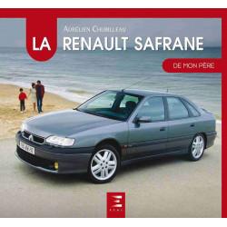 LA RENAULT SAFRANE DE MON PÈRE Librairie Automobile SPE 9791028302726