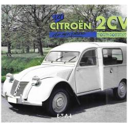 LA CITROEN 2CV FOURGONNETTE DE MON PÈRE ( 2 CV ) Librairie Automobile SPE 9782726885390
