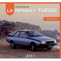 LA RENAULT FUEGO DE MON PÈRE Librairie Automobile SPE 9782726897447