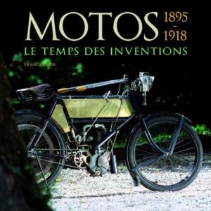 Motos 1895-1918 : Le temps des inventions Librairie Automobile SPE 9782726887936