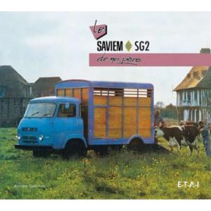 SAVIEM DE MON PÈRE / ANTOINE GREGOIRE / EDITIONS ETAI Librairie Automobile SPE 9782726895887