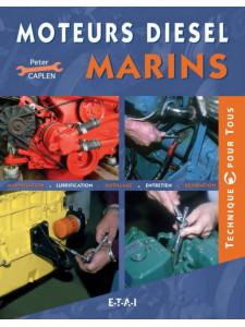 MOTEURS DIESEL MARINS Librairie Automobile SPE 9782726896259