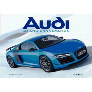 AUDI 50 ans d'innovation Librairie Automobile SPE 9782851208385