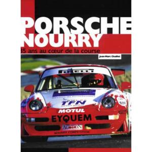 PORSCHE NOURRY / JEAN-MARC CHAILLET / ETAI Librairie Automobile SPE 9782726893708