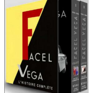 Facel Véga le Grand Tourisme à la française 1939-1964 (2 volumes) Librairie Automobile SPE Facel Véga le Grand Tourisme