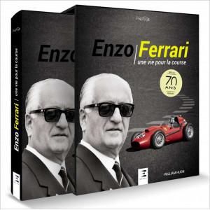 ENZO FERRARI, UNE VIE POUR LA COURSE (COFFRET) Librairie Automobile SPE 9791028301392