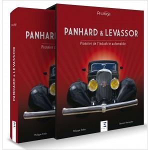 PANHARD & LEVASSOR PIONNIER DE L'INDUSTRIE AUTOMOBILE Librairie Automobile SPE 9791028301408