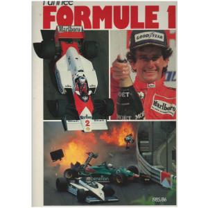 L'ANNEE FORMULE 1 1985/86 Librairie Automobile SPE 9782865190669