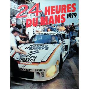 24 heures du Mans 1979 / Christian Moity et Jean-Marc Teissèdre