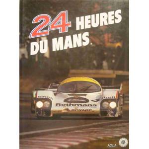24 heures du Mans 1983 / Christian Moity et Jean-Marc Teissèdre / Edition ACLA-9782865190539