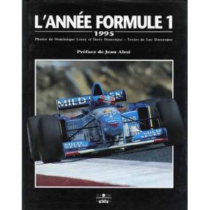 L'ANNEE FORMULE 1 1995 Librairie Automobile SPE 9782940125050