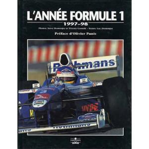 L'ANNEE FORMULE 1 1997 - 98 Librairie Automobile SPE 9782940125227