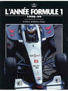 L'ANNEE FORMULE 1 1998 - 99 Librairie Automobile SPE 9782940125234
