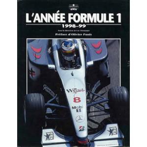 L'Année Formule 1 - Edition 1998-1999 / Luc Domenjoz / Editeur Chronosports-9782940125234
