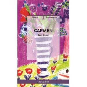 Carmen De Lucie Digout Edition les Cygnes Librairie Automobile SPE 9782369442714
