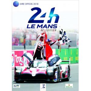 24 HEURES DU MANS 2018 - N°86 Librairie Automobile SPE 9791028303099