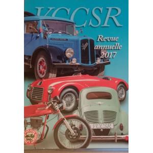 REVUE ANNUELLE SUISSE VCCSR 2017 Librairie Automobile SPE REVUE VCCSR 2017