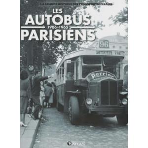 LES AUTOBUS PARISIENS (1906-1965) Librairie Automobile SPE 9782731248036