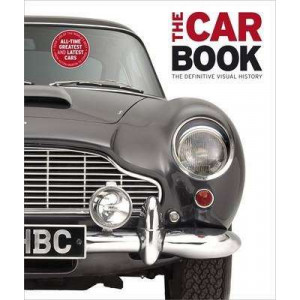 THE CAR BOOK THE DEFINITIVE VISUAL HISTORY Librairie Automobile SPE 9781405361750