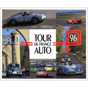 TOUR DE FRANCE AUTO 1996 Librairie Automobile SPE 29301120126