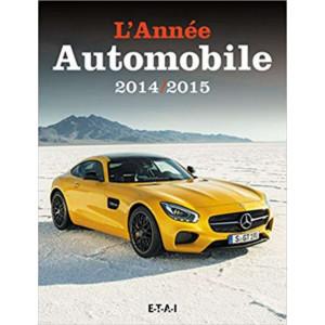 L'ANNÉE AUTOMOBILE N°62 2014-2015 Librairie Automobile SPE 9791028300241
