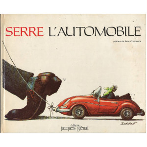 SERRE L'AUTOMOBILE Librairie Automobile SPE SERRE L'Automobile