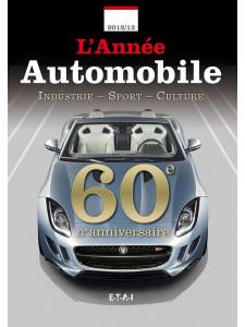 L'ANNÉE AUTOMOBILE N°60 2012-2013 Librairie Automobile SPE 9782726896785