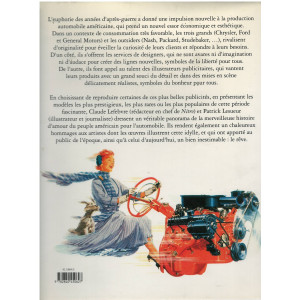 CES BELLES AMERICAINES 20 ans de publicité automobile 1945 - 1965 Librairie Automobile SPE 9782840450627