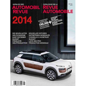 CATALOGUE DE LA REVUE AUTOMOBILE SUISSE 2014 Librairie Automobile SPE 9783613307681