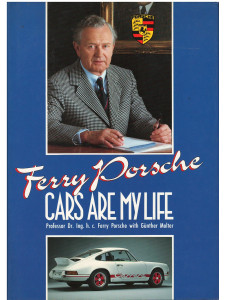 FERRY PORSCHE - CARS ARE MY LIFE Librairie Automobile SPE 9781852602598