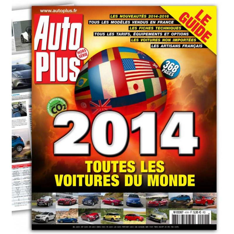 LE GUIDE 2014 TOUTES LES VOITURES DU MONDE Librairie Automobile SPE LE GUIDE 2014