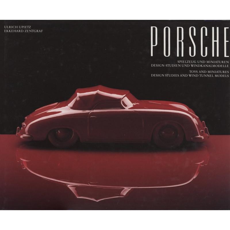PORSCHE Spielzeug und Miniaturen , Design-Studien und Windkanalmodelle Librairie Automobile SPE 9783928540018