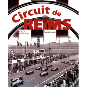 CIRCUIT DE REIMS Librairie Automobile SPE 9782726894606