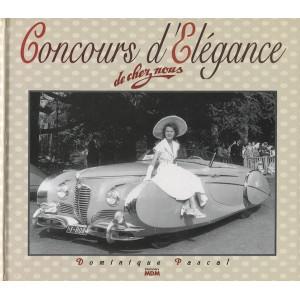 CONCOURS D'ÉLÉGANCE DE CHEZ NOUS Librairie Automobile SPE 9782909313177