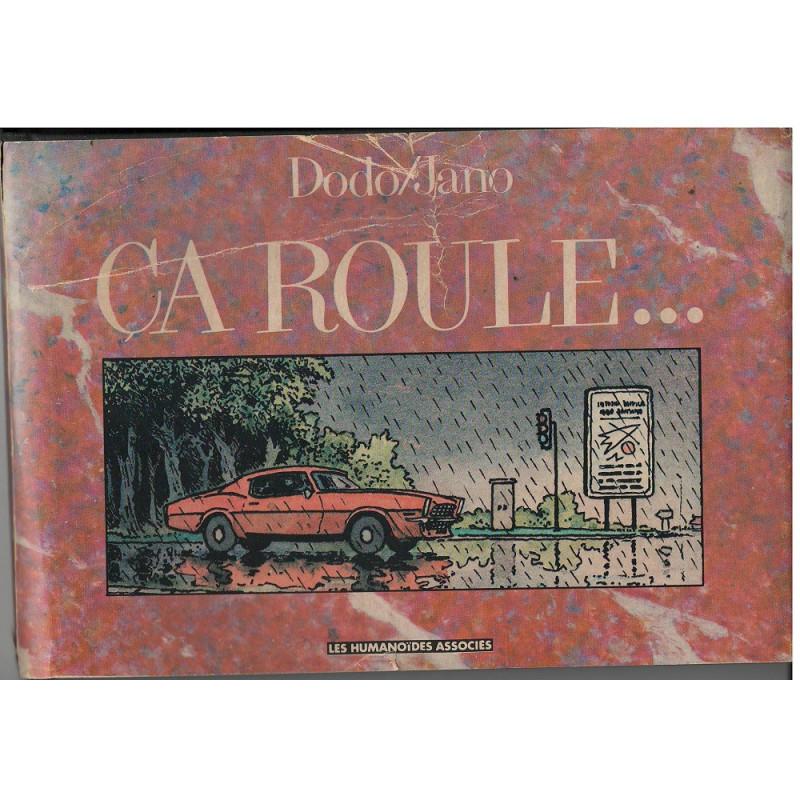 ÇA ROULE... DODO / JANO Librairie Automobile SPE ÇA ROULE...