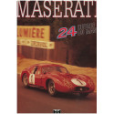 MASERATI 24 HEURES DU MANS Librairie Automobile SPE 9782865191215
