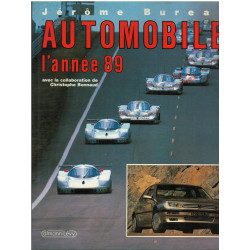 AUTOMOBILE L'ANNEE 89 Librairie Automobile SPE 9782702118139